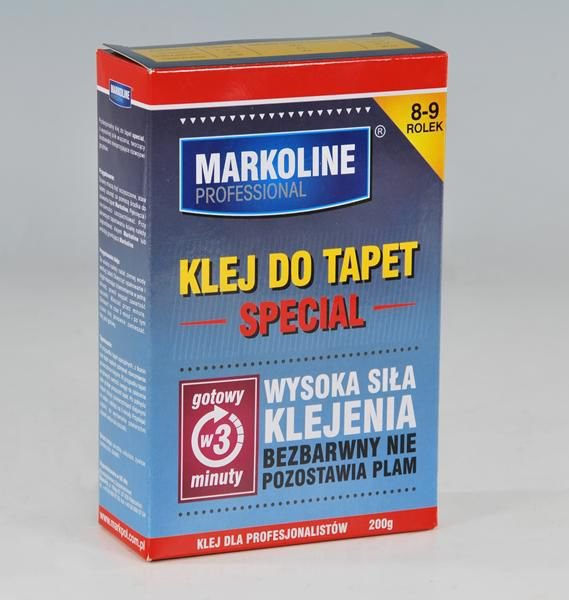 Klej do tapet - Markoline Special 200 g