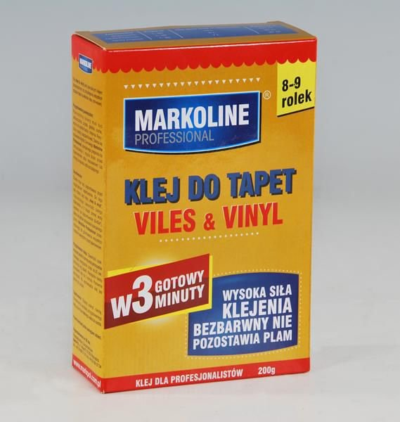 Klej do tapet - Markoline Vlies & Vinyl 200 g